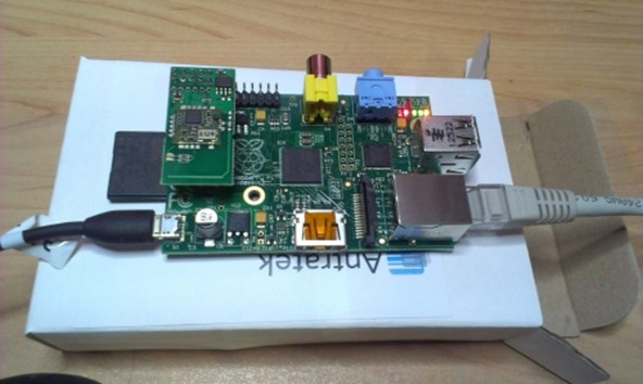 raspberry pi domotica razberry z-wave